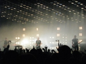 NINE INCH NAILS Live At Manchester 03