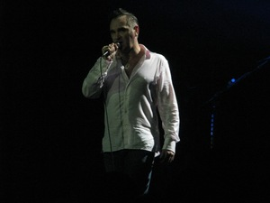 MORRISSEY Live At Brixton Academy 01